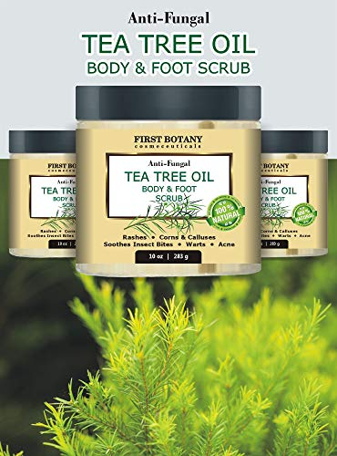 Buy exfoliating foot scrub