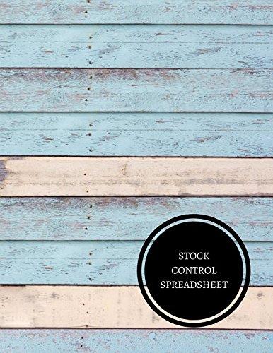 Stock Control Spreadsheet: Inventory Control Log