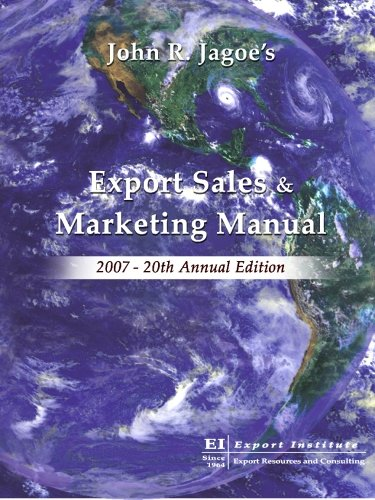 Export Sales & Marketing Manual 2007 (Export Sales and Marketing Manual)