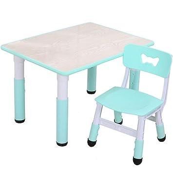 Mesa de plástico para niños pequeños y pequeños para niños ...