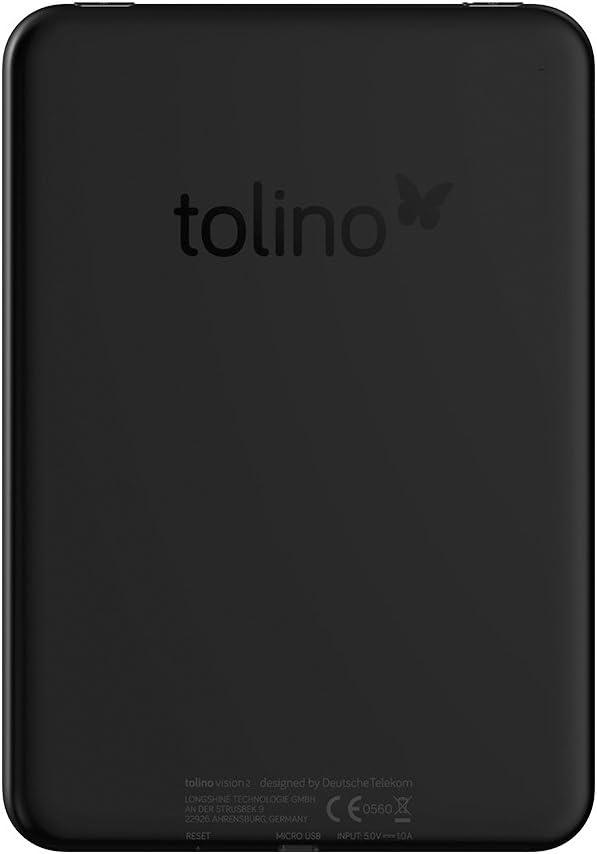Tolino Vision 2 - Lector de eBooks: Amazon.es: Electrónica