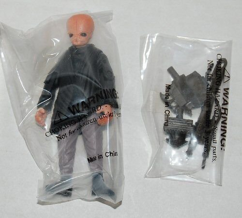 (Qiyun Star Wars Cantina Band Mail Away Figure Accessories in SEALED Bags Box New)