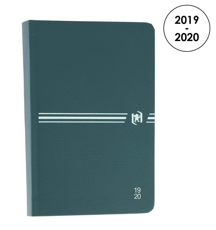 Oxford Active Agenda escolar diaria 2019-2020 1 día página 352 páginas 12 x 18 Prasin