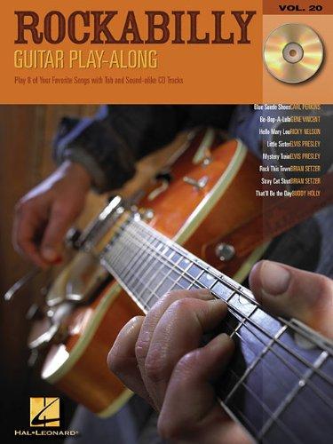 (Rockabilly: Guitar Play-Along Volume 20 (guitar play along series))