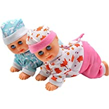 Fiaya Lovely Electric Music Crawling Baby Talking Singing Dancing Doll Toy