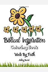 Biblical Inspiration Coloring Book Paperback