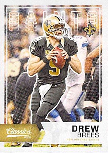 Football NFL 2016 Classics #97 Drew Brees NM-MT Saints