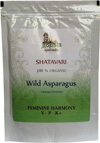 Shatavari POUDRE 100% USDA Certified Organic - 250g