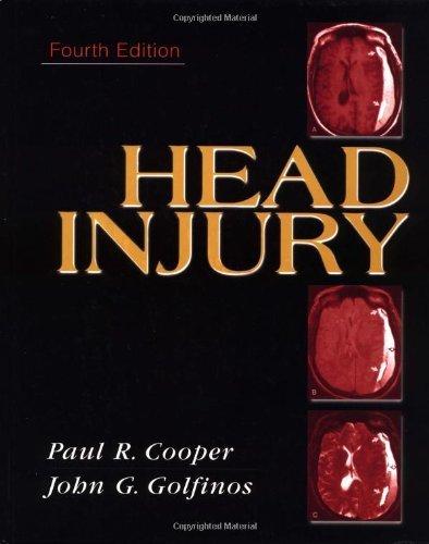 head-injury-by-paul-r-cooper-2000-07-11