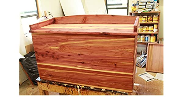 Amazon.com: Cedar Storage Chest, Cedar Chest, Hope Chest, Storage Chest,  Wooden Chest: Handmade