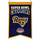 NFL Los Angeles Rams Super Bowl Champs Banner