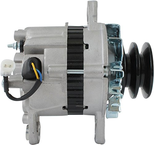 A2T72987 DB Electrical AMT0239 Alternator For Mitsubishi Engines 6D1 6D2 85-On 6D31 86-On//Kobelco Excavator SK200 w//Mitsubishi 6D31 //24 Volt ME070120 CW 30 AMP //ME049175 ME087508 //A2T72986