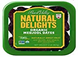 Brad Valley USDA ORGANIC Medjool Dates 2 Lbs. KOSHER Cetified NON GMO Verified