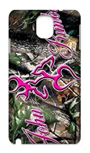 Browning Logo Cases Snap on Case fits Samsung Galaxy Note 3 N9000