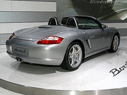 Porsche Boxster (987) - Commercial brochure Commercial Brochure