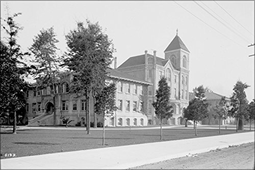 20x30 Poster; College Of Liberal Arts Building At The University Of Southern California, Los Angeles, Ca.1915 (Chs-5193)