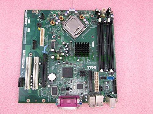 Dell Optiplex GX620 MT Motherboard HH807 0HH807 + Intel Pentium D 2.8GHz CPU (4 Pentium Motherboard Lga775)