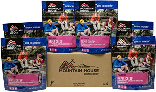 Mountain Apple (Mountain House Apple Crisp 6-Pack)