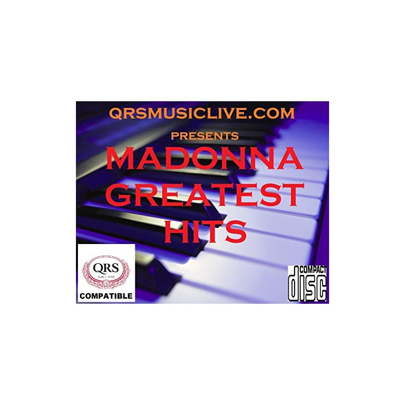madonna-greatest-hits-qrs-pianomation