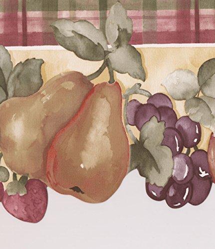 fruit border wallpaper - 7