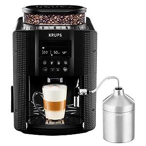 KRUPS EA8160 Kaffeevollautomat (1,8 l, 15 bar, LC Display,...