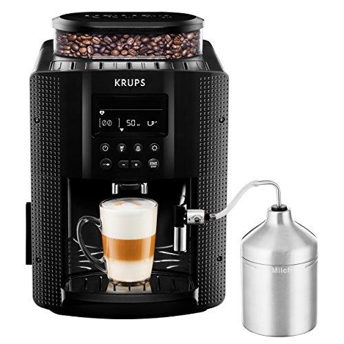 KRUPS-Kaffeevollautomat-18-l-15-bar-LC-Display-AutoCappuccino-System