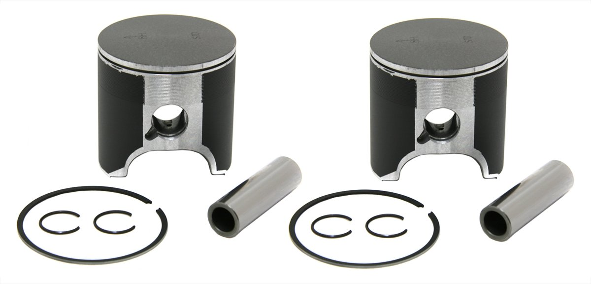09-783 SPI 2 Piston Kits Ski-Doo 700 Formula Deluxe Standard Bore 78mm