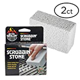 Compac Magic Stone Grill Cleaner Scouring Brick 2 Count