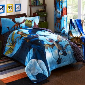 How to train your dragon singledouble bed comforterpadded duvet how to train your dragon singledouble bed comforterpadded duvet ccuart Gallery