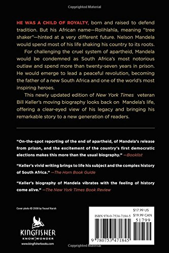 Tree Shaker: The Story of Nelson Mandela
