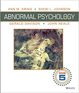 Abnormal Psychology 12e