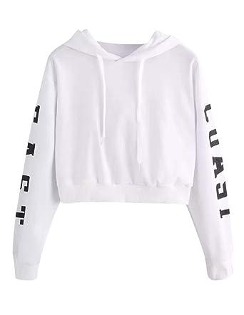 de143727b7c Sweatshirt Ado Fille