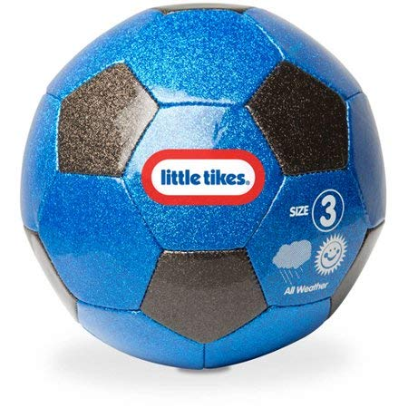 Little Tikes Large Soccer Glitter Ball- color and styles may vary by Better Sourcing ()
