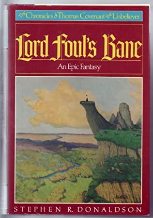 book cover of Lord Foul\'s Bane