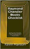 Raymond Chandler Books Checklist: Reading Order