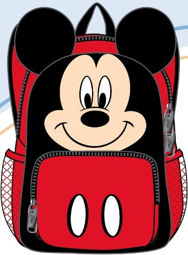Mickey Mouse Face - 12 Inches (Best Mickey Mouse Toys)