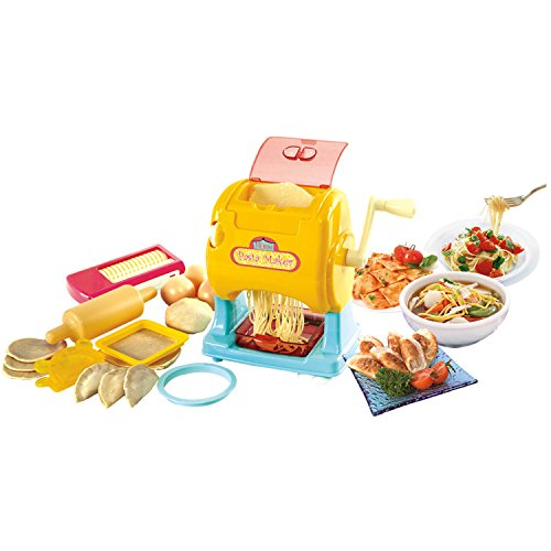 Home Pasta Maker for Boys and Girls 3 Years and Up (Around The World Party Costume Ideas)