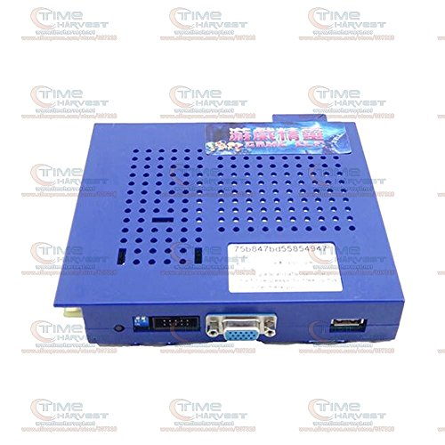 New Arrival Free Shipping Game Elf 750 In 1 Jamma Multi Game PCB Can deal With CGA & VGA Horizontal Games board for Game - Board Top Game Shop