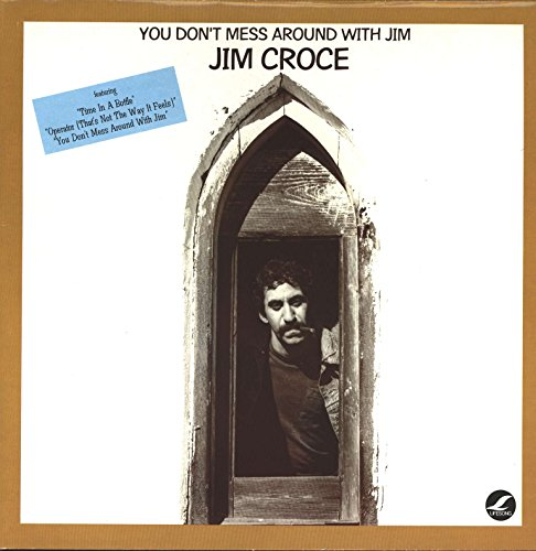 Jim Croce - You Don't Mess Around With Jim - Lp Vinyl Record (Jim Croce Don T Mess Around With Jim)