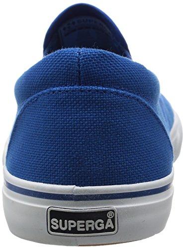 Superga 2311 COTU - zapatilla deportiva de lona unisex Azul - Blau (G03)