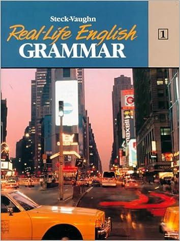 Real Life English Book
