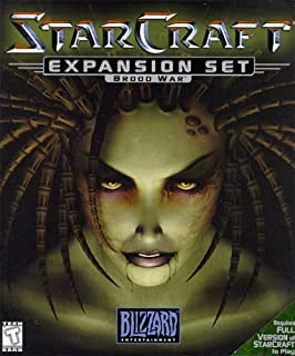 Amazon com: StarCraft: Brood War Expansion (Boxed): Video Games