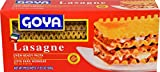 Goya Foods Lasagne Oven Ready Pasta, 17.63 Ounce (Pack of 12)