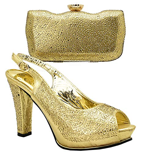 Dolce & Gabbana Shoe Bag - Wine Color Italian Shoes with Matching Bags Shoes and Bag Set African Sets 2018 Ladies Shoes with Matching Bags Set Gold 38