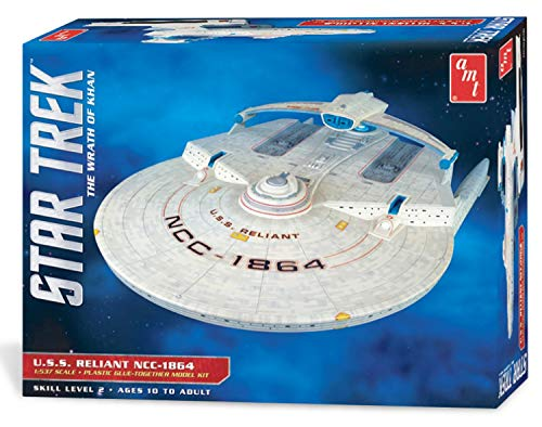 AMT AMT1036 1:537 Star Trek USS Reliant NCC-1864