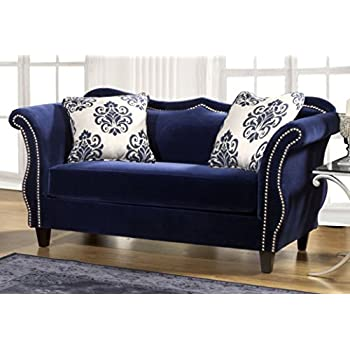 Furniture of america athena glamorous loveseat for Furniture of america customer service