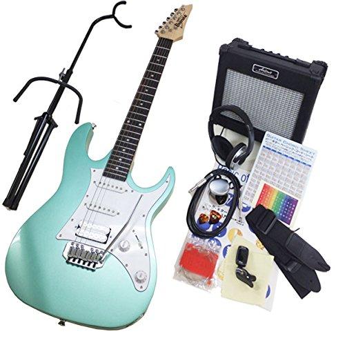 玄関先迄納品 エレキギター初心者 Gio Ibanez アイバニーズGRX40A B0167XWPYM 入門セット13点 MGN Gio 入門セット13点 B0167XWPYM, ウインザーラケット:b6e8bc81 --- suprjadki.eu