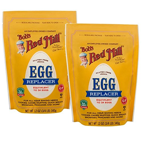 Bobs Red Mill Egg Replacer - GF - Pack of 2 (Angeles Los Big Egg Green)