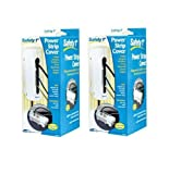 Safety 1st Power Strip Cover, 2-Pack
