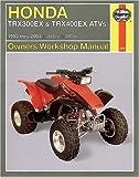 Honda TRX300EX and TRX400EX ATVs, Mike Stubblefield, 1563925176